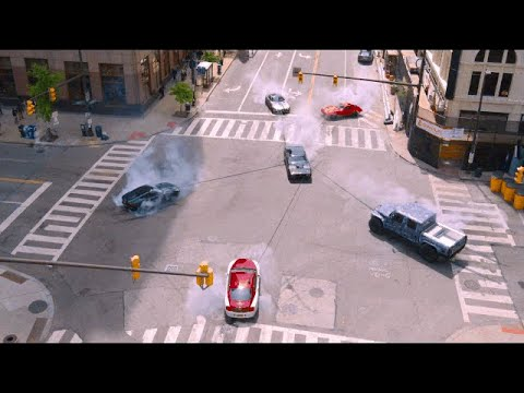 Download Chasing Dom Scene [Hindi] - Fast And Furious 8 Movie Clip In Hindi
