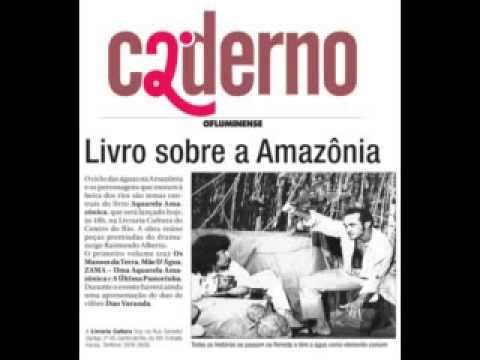 Amazônia - Lançamento do livro de Raimundo Alberto