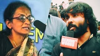 Radha Rajan, An Animal Activist has made a remark in an recent inte...