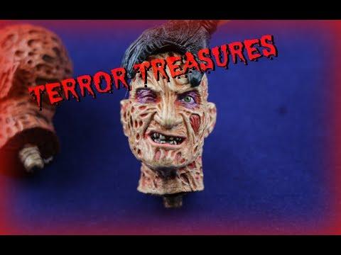 Terror Treasures Unboxing   Guru Reviews