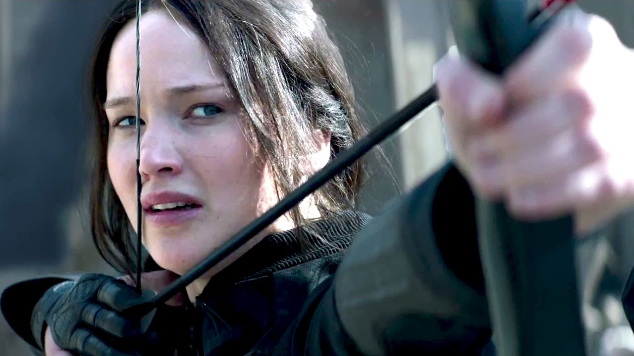 THE HUNGER GAMES 3  MockingJay  Official Trailer  2014    YouTube
