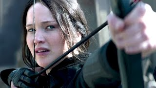 "The Hunger Games 3 ""mockingjay""  Trailer  Movie Trailer Hd"