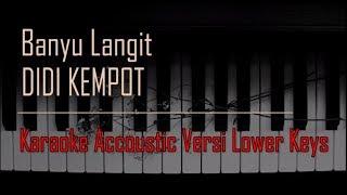 Gambar cover Didi Kempot - Banyu Langit Karaoke Versi Lower Keys