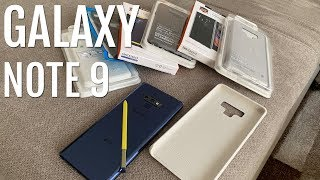 Samsung Galaxy Note 9 Hülle – Die 6 Besten im Test