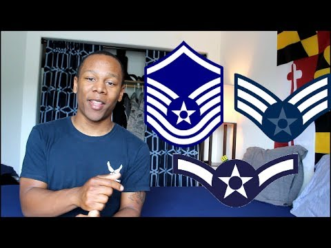 Best Enlisted Rank in the Air Force?