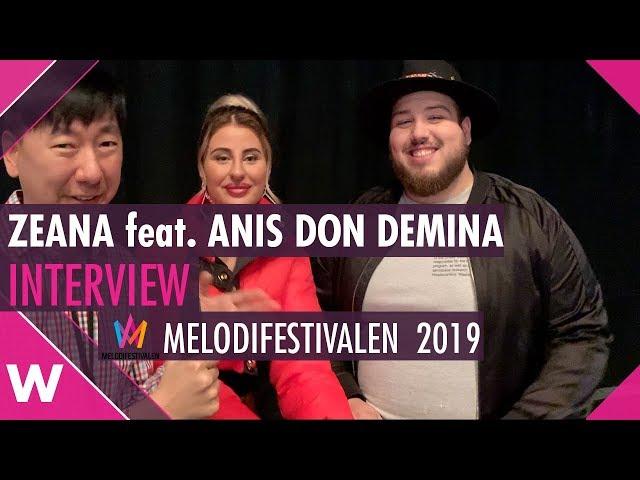 Zeana feat. Anis Don Demina