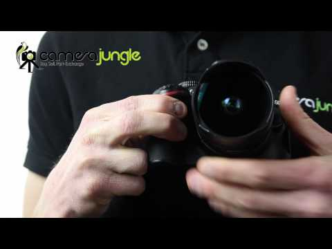 Camera Jungle Presents Nikon AF DX Fisheye Nikkor 10.5mm F/2.8G ED Lens