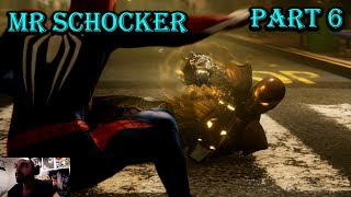 Spiderman PS4 Part 6 Mr Schocker