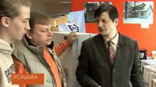 ТВ передача о газобетоне Aeroc (Часть 5)