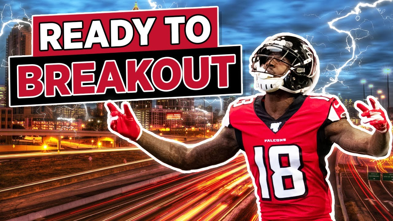Calvin Ridley Is This Year S Breakout Wide Receiver Youtube