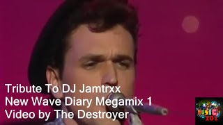 New Wave Diary Megamix Volume 1