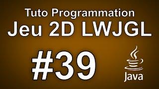 Jeu 2D avec LWJGL - #39 - Particules: Couleur, direction, taille et vie