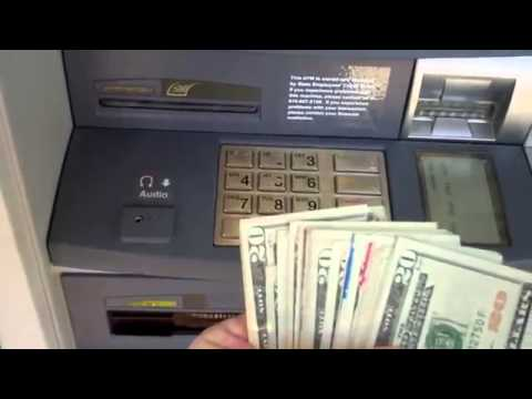 4 Corners Alliance Group - $1000 Cash Withdraw Proof - DirectPay Express - VISA Debit Card