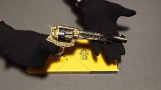 Револьвер Кольт парадный .45 калибр 1873 года, Cavalry Colt Revolver, USA 1873, Denix B-1281/L