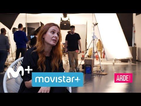 Ana Locking explica cómo se divide su colección inspirada en la serie de Movistar+