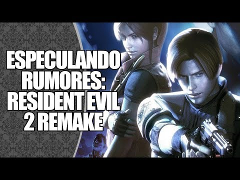 Debatendo Rumores sobre RESIDENT EVIL 2 Remake | DATABASE NEWS