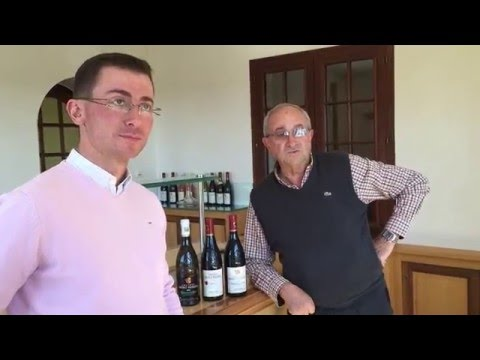 Jérôme et Jean Abeille Château Mont Redon