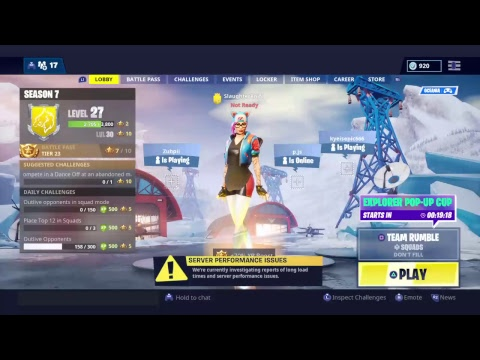 Download Fortnite Season 7|Battle pass|50v50 and solos|