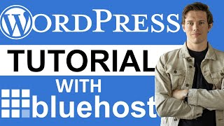 BlueHost WordPress Tutorial 2021 [Step by Step Follow Along]
