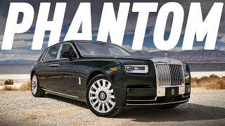 Аурус?Нет - Ролс Ройс Фантом/Rolls Royce Phantom 2018/Тачка За 43 Миллиона Рублей