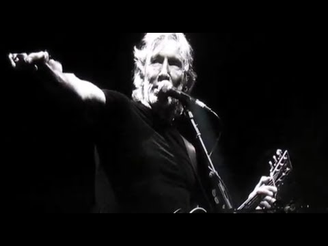"""Roger Waters """"Welcome to Machine"""" Live - Staples Center L.A. 2017"""