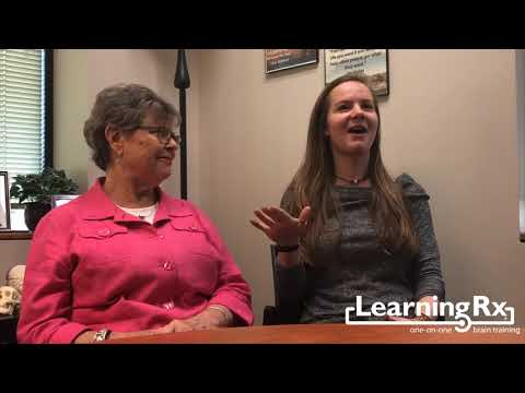 LearningRx Fort Collins, CO Review: College Grad will go to Med School following brain training