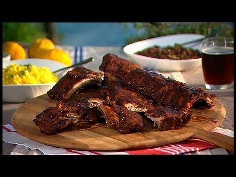 Better Homes And Gardens - Fast Ed: Ultimate Sticky Ribs