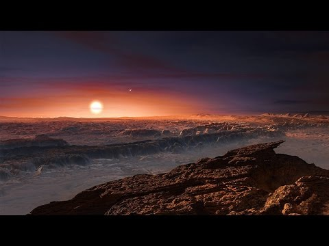 Earth-like planet 'Proxima b' discovered around the nearest star Oneindia News