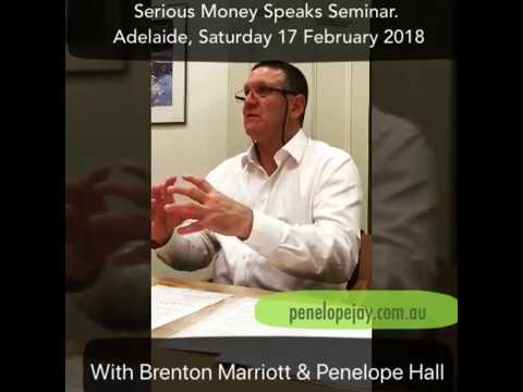 'The Foundation Stones'  (actual live) Financial Workshop 17/2/18