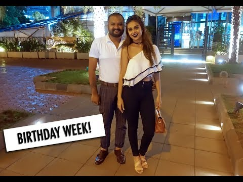 VLOG - birthday week, adopting our kittens, Smashbox India launch event & more! | What When Wear
