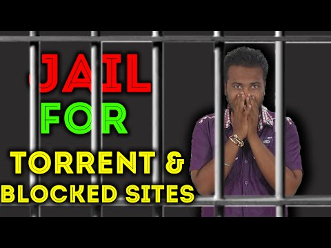 Jail And Fine Just For Visiting Torrents Site? Really !!