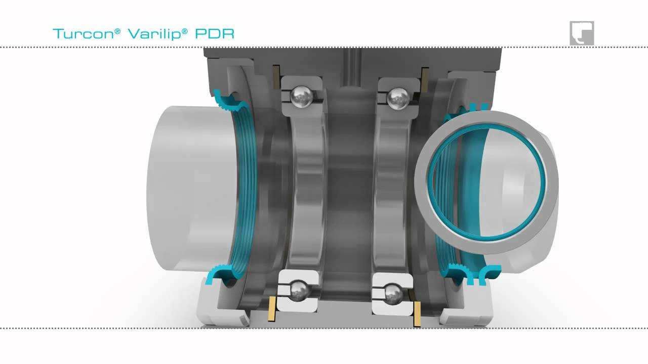 Rotary Seals Pdr Trelleborg Sealing Solutions Youtube