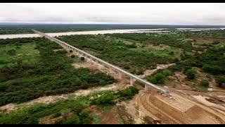 FIOL - A MAIOR OBRA FERROVIÁRIA EM CONSTRUÇÃO DA HISTÓRIA DO BRASIL