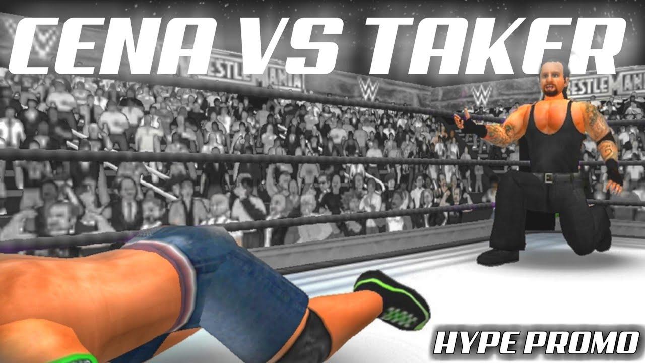 The Undertaker Vs John Cena Wrestlemania 3- Hype Promo
