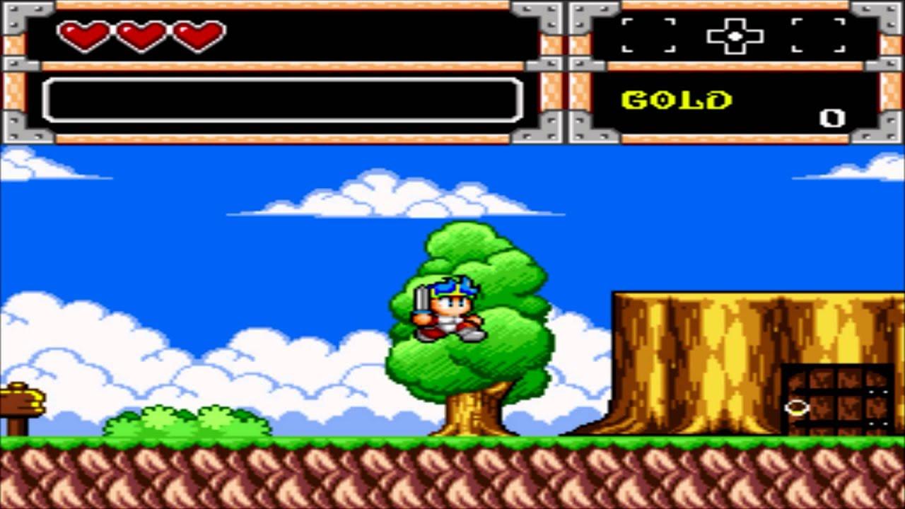 Sega Genesis Amp Mega Drive Classics Wonder Boy In Monster