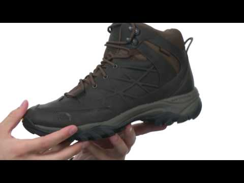 9f6439143 The North Face Storm Mid WP Leather SKU:#8266026 - YouTube