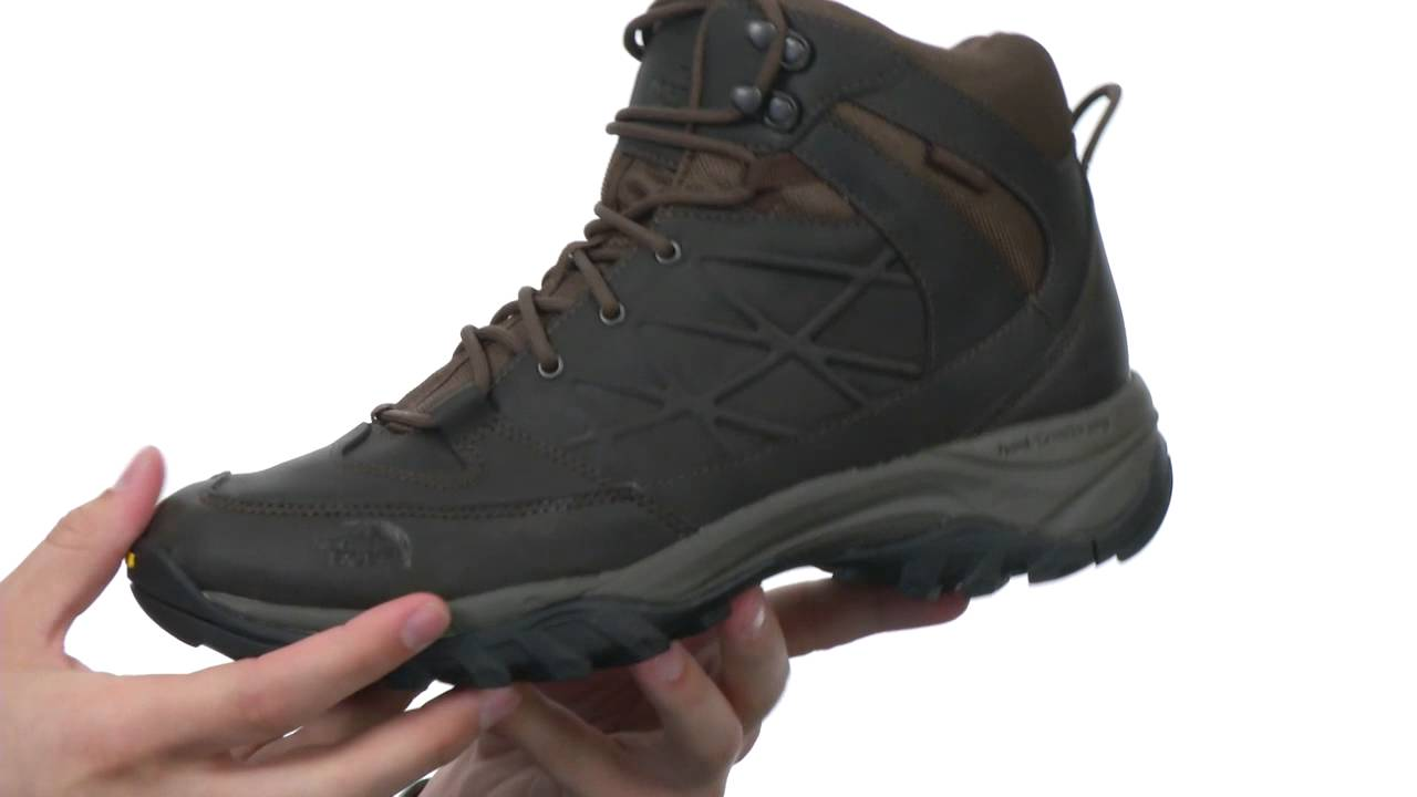 2247045e3 The North Face Storm Mid WP Leather SKU:#8266026