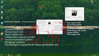 kolay ekran görüntüsü alma programı