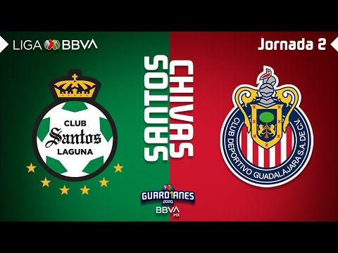 Resumen | Santos Laguna 2 - 0 Guadalajara | Liga MX - Guardianes 2020 - Jornada 2 | LIGA BBVA MX