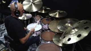 Garden Wall - Dave Weckl Drum Tribute By Aristides Cavalcante