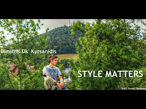 Style Matters | Freerunning 2014 | Dk