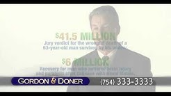 Car Accident Attorneys | North Lauderdale FL | Gordon & Doner