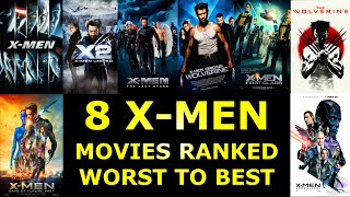 8 X-Men Movies Ranked Worst To Best - Ranked #7