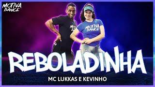 Baixar Reboladinha - MC Lukkas e Kevinho | Motiva Dance (Coreografia)