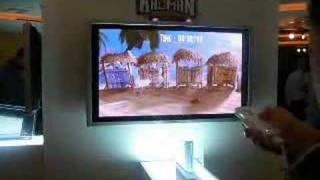 Wii Rayman Door Game