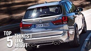 ANDREWS TOP 5 BMW X5 FEATURES