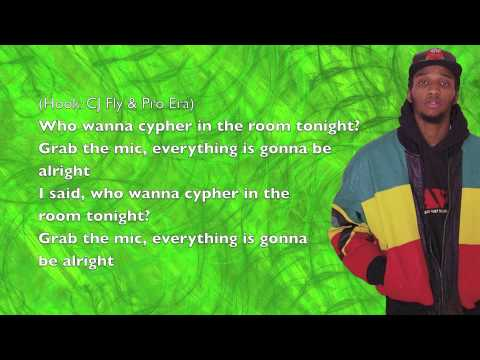 Pro Era - The Last Cypher (Joey Bada$$, Capital Steez, Kirk Knight, NYCk Caution + more) - Lyrics