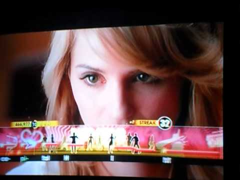 Cantando GLEE - Karaoke Revolution XBOX 360- Born This Way
