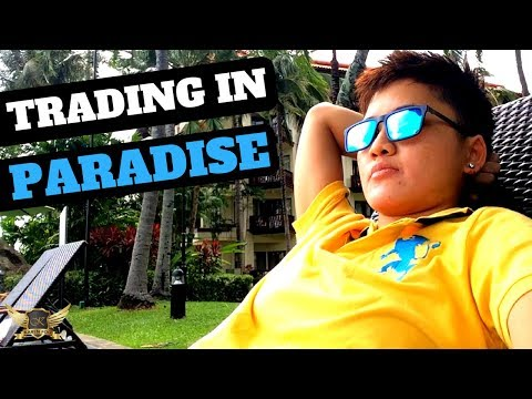 TRADING FOR A LIVING | TRADING IN MALAYSIA | Karen Trader Vlog 010