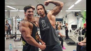 Motivation by Tim Wiese, Rico Lopez und IFBB Pro Murat Demir